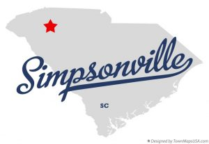 """SIMPSONVILLE, SC - """"Living in the Heavenly Realms"""""""